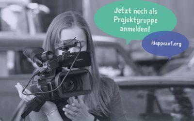 KLAPPE AUF! für Mitbestimmung und eure Rechte