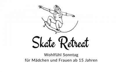 Skate Retreat für Mädchen und Frauen am 1. August  im Dietenbachpark